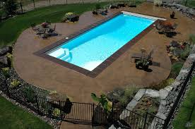 inground pool landscape and backyard inspiration pool ideas