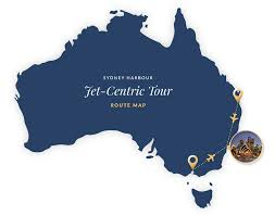Jet Blue Route Map Sydney Harbour Jet Centric Tour Adagold Luxe Private Jet Charters
