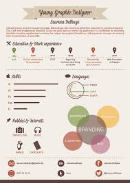Resume Graphic 1222 Best Infographic Visual Resumes Images On Pinterest Cv