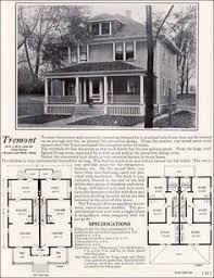 1925 vintage duplex house plan for two families radford home