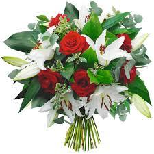 bouquet de fleurs roses blanches entire catalog faire livrer des fleurs