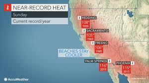 Phoenix Radar Map by Dangerous Heat To Challenge Records In Southwestern Us Into Midweek