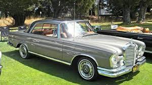 mercedes 280se coupe for sale 1968 mercedes 280se w111 coupe bring a trailer