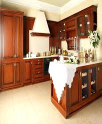 How To Clean Cherry Kitchen Cabinets by Clean Wood Kitchen Cabinets Clean Sticky Wood Cabinets Net How To
