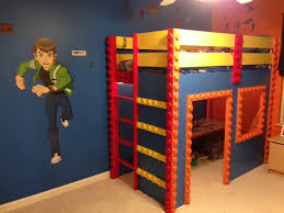 funky lego bunk beds manufactured to order by our friendly team in