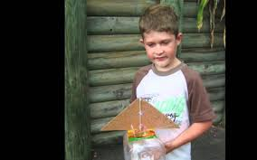 making and floating boats from recycled materials youtube