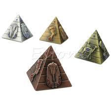 pyramid home decoration pharaoh avatar camel metal