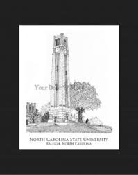 nc state university sketches