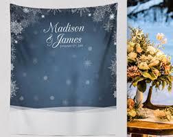 Christmas Wedding Decor - winter wedding decor etsy