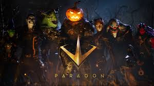limited edition halloween themed skins haunt ps4 moba paragon this