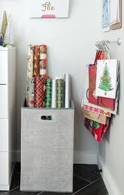 christmas wrapping paper holder wrapping paper storage ideas creative wrapping paper storage ideas