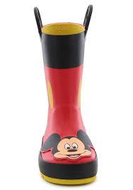 Rainboots Disney Mickey Mouse Rain Boots