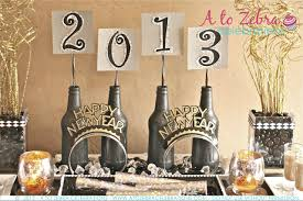 Decoration Items For New Year by New Year U0027s Eve Party Ideas U2013 A To Zebra Celebrations