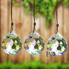 hanging crystals hanging ebay