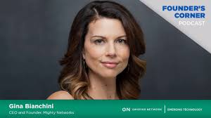 gina bianchini founder and ceo of mighty networks youtube