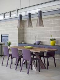 Purple Dining Chair Houzz - Purple dining room