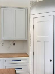 White Kitchen Cabinets Dont Match White Trim Stressed - Match kitchen cabinet doors