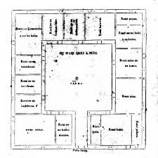 plan of a house home plans house plan courtyard santa style small hacienda with open
