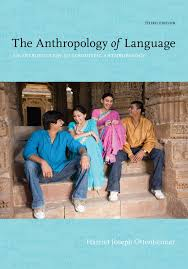 language the anthropology of an introduction to linguistic