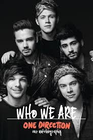 One Direction One Direction Who We Are Our Official Autobiography One