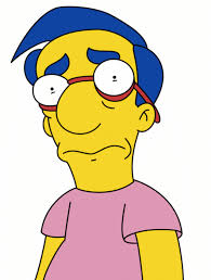 Millhouse Meme - mfw crappypasta is meme milhouse is not