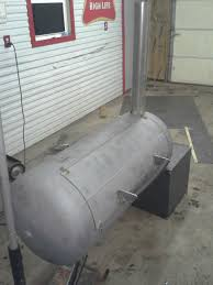 reverse flow smoker build propane smokers and meat
