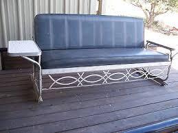 vintage antique outdoor metal furniture collection on ebay