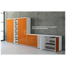 armoire de bureau moyenne avec portes de couleur mdd armoires mdd