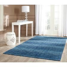 Stripe Area Rug Safavieh Handmade Himalaya Blue Multicolored Wool Stripe Area Rug