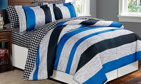 Polo Bedding Sets U S Polo Assn Bed In A Bag With Sheets Groupon