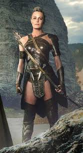 general antiope robin wright wonder woman dc superhero