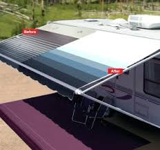 rv awning fabric installation instructions a dometic rv awning