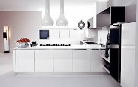 cesar cuisine moderne küche laminat kochinsel lackiert ariel cesar