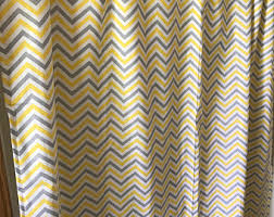 Chevron Pattern Curtains Chevron Curtains Etsy
