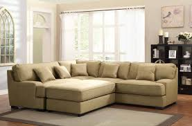 Oversized Floor L Sofa L Shaped Sectional For Small Space Oversized Sectionals