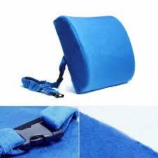 si e voiture ergonomique ergonomique oreillers en mousse à mémoire de voiture chaise de