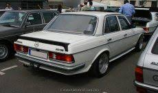 mercedes w123 amg mercedes amg in this history spotlight we highlight