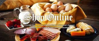 wisconsin cheese gifts ehlenbach s cheese chalet de forest wi gift baskets sausage