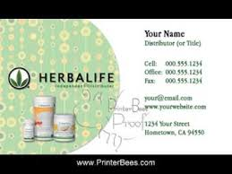 Hometown Business Card Design Herbalife Business Cards Youtube