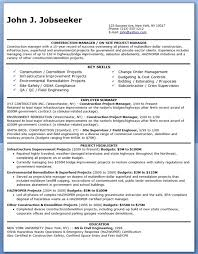 Free Construction Resume Templates Banquet Food Server Resume Platero Y Yo Capitulos Resume What