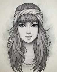 resultado de imagem para draw faces witchy art ideas