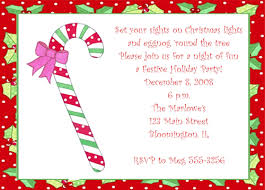 Free Christmas Party Invitation Wording - christmas party invitation verses free cogimbo us