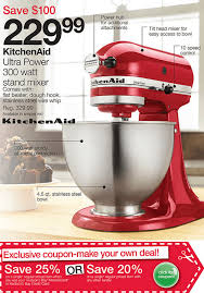 kitchenaid mixer black friday home outfitters canada black friday 2013 pre sale kitchenaid