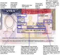 what is a u s visa