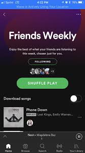 spotify is testing a new personalized playlist featuring your