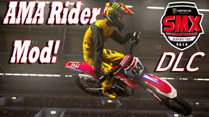 ama motocross riders mxgp3 ama rider mod smx cup dlc possible 2018 supercross game
