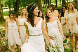 country wedding flower dresses tennessee country wedding by southern weddings