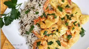 cuisine curcuma scis et ananas sauce curry et curcuma recette par ma cuisine au