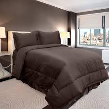 Comforter Manufacturers Usa Veratex Supreme Sateen 800 Thread Count Solid Bedding Comforter