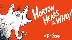 horton hears dr seuss aloud books kids